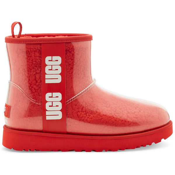 UGG Women's Classic Clear Mini in Lava Flow