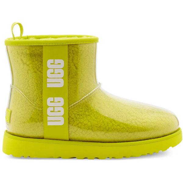 UGG Women's Classic Clear Mini in Sulfur