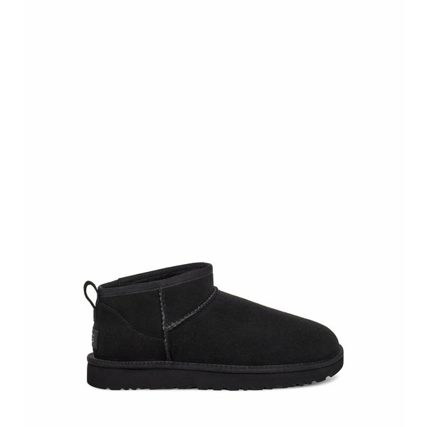UGG Women's Classic Ultra Mini in Black