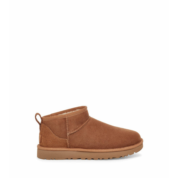 UGG Women's Classic Ultra Mini in Chestnut