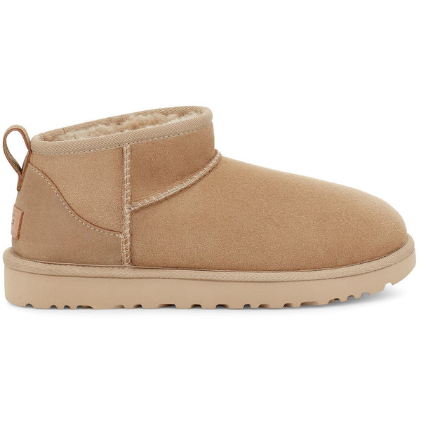 UGG Women's Classic Ultra Mini in Mustard Seed