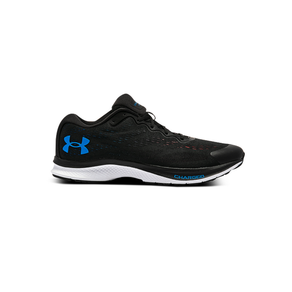 Under Armour Men's Charged Bandit 6 Running Shoe in Black
