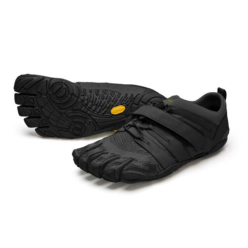 VIBRAM MEN'S V-TRAIN 2.0 IN BLACK/BLACK