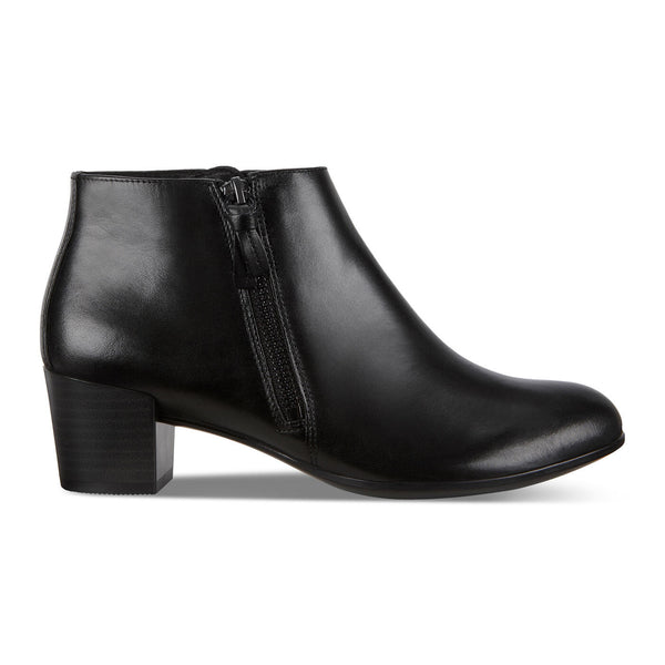ECCO WOMEN'S SHAPE M 35 ANKLE BOOT IN BLACK