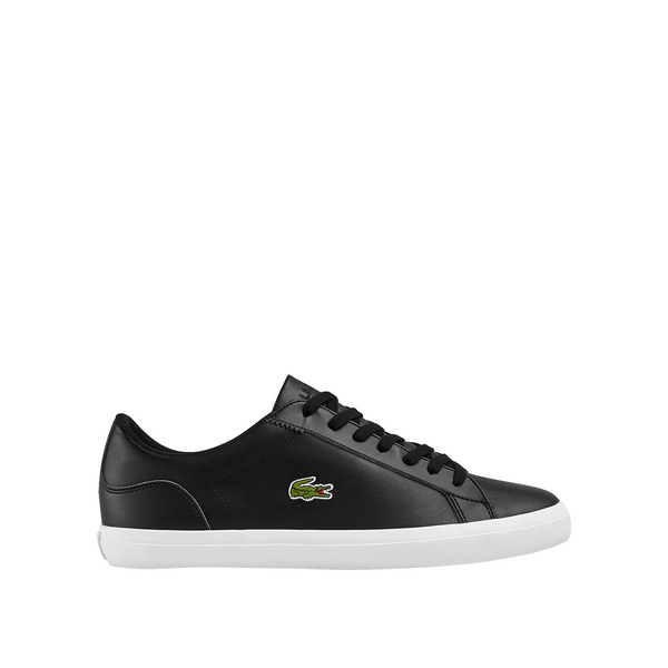 LACOSTE MEN'S LEROND BL 1 SNEAKER IN BLACK