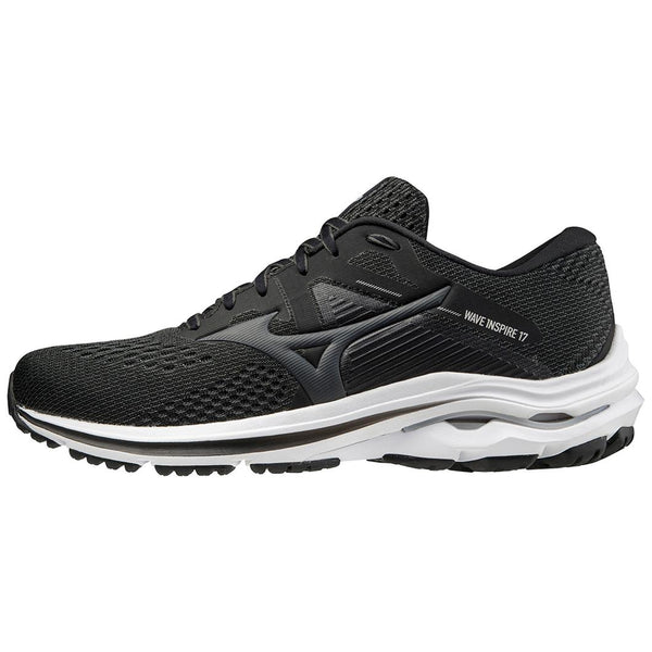 Mizuno Men's Wave Inspire 17 in Dark Shadow-Quiet Shade