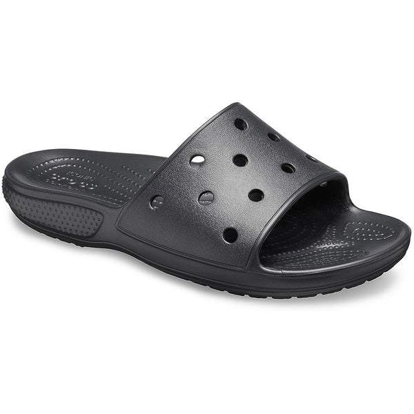 Crocs Classic Croc Slide in Black