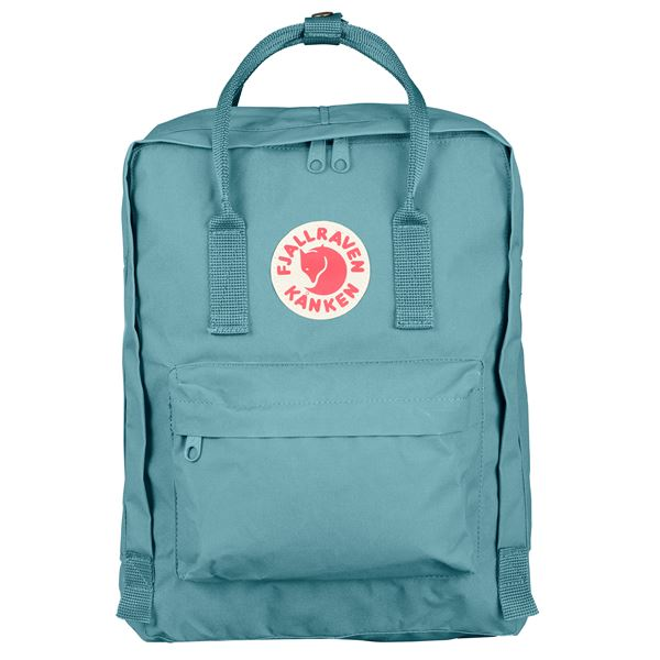 FJALLRAVEN CLASSIC KANKEN BACKPACK IN SKY BLUE