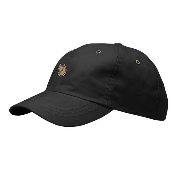 FJALLRAVEN HELAGS CAP IN DARK GREY