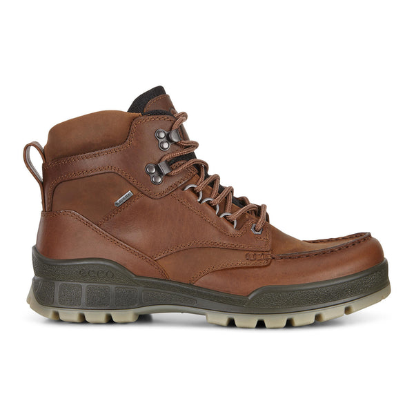 Ecco Men's Track 25 Mid in Bison/Bison