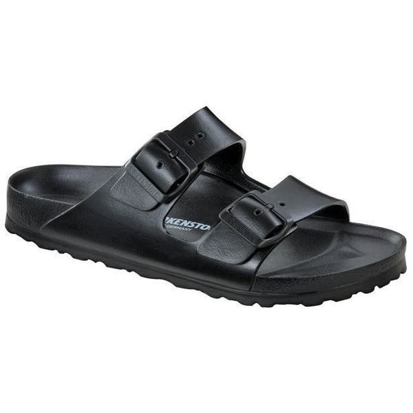 Birkenstock Arizona Essentials Eva Sandal in Black