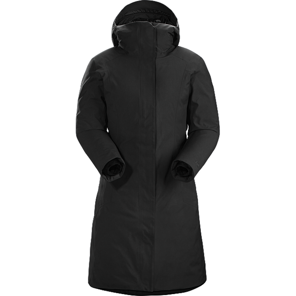Arc'teryx Women's Centrale Parka in Black