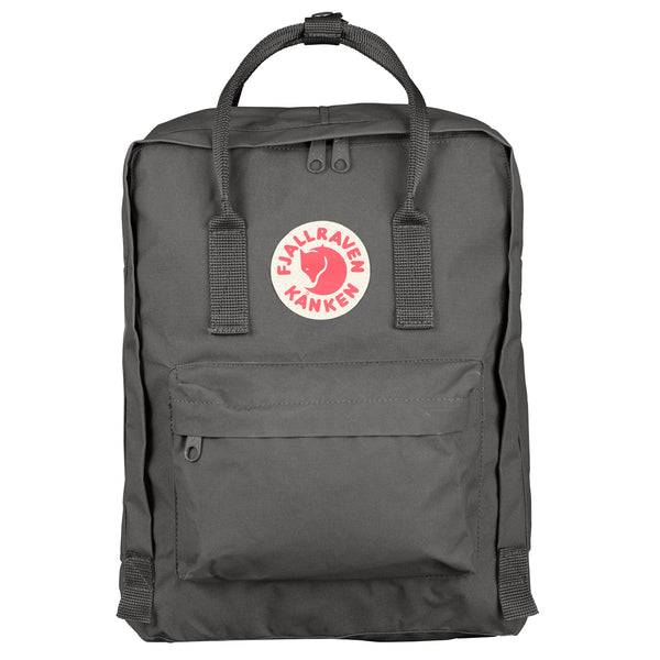 Fjallraven Kanken in Super Grey