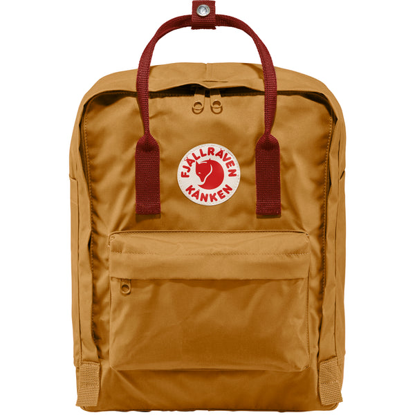 FJALLRAVEN KANKEN IN ACORN-OX RED