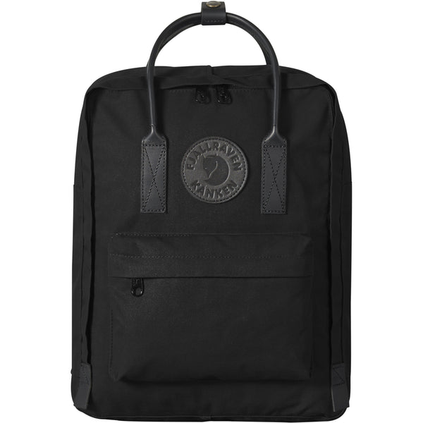 FJALLRAVEN KANKEN NO. 2 BLACK IN BLACK