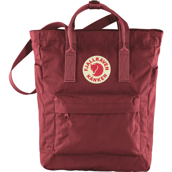 FJALLRAVEN KANKEN TOTEPACK IN OX RED