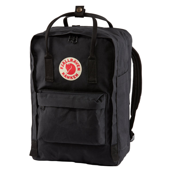 "FJALLRAVEN KANKEN LAPTOP 15"" IN BLACK"