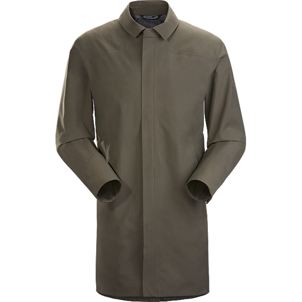 Arc'teryx Men's Keppel Trench Coat in Dracaena