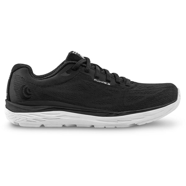 TOPO MEN'S FLI-LYTE 3 IN BLACK/WHITE
