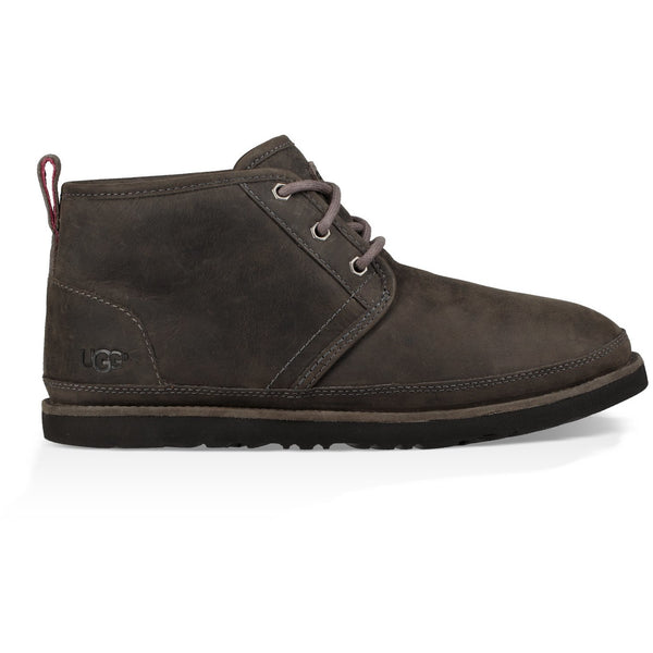 UGG Men's Neumel Waterproof Boot in Charcoal