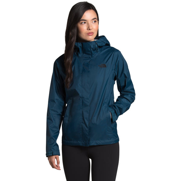 THE NORTH FACE WOMEN'S VENTURE 2 JACKET IN BLUE WING TEAL