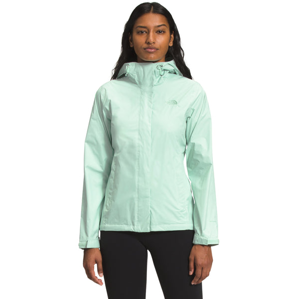 The North Face Women's Venture 2 Jacket in Misty Jade