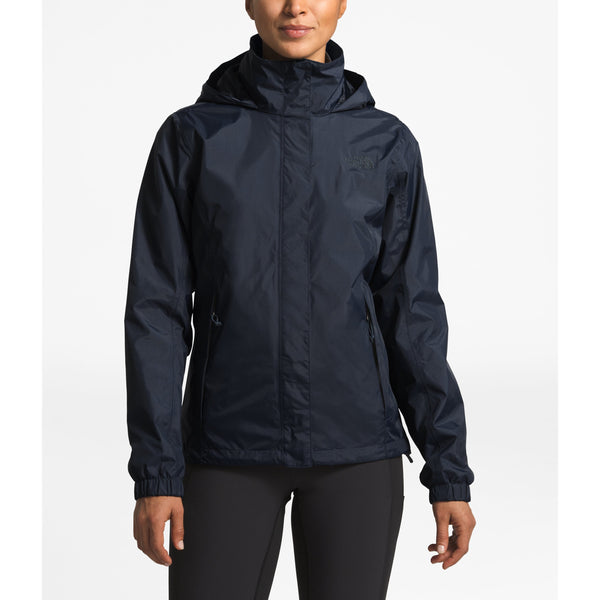 THE NORTH FACE WOMEN'S RESOLVE 2 JACKET IN UBRAN NAVY