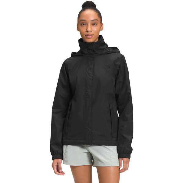 The North Face Women's Resolve 2 Jacket in TNF Black