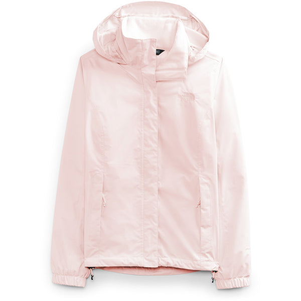 The North Face Women's Resolve 2 Jacket in Pearl Blush