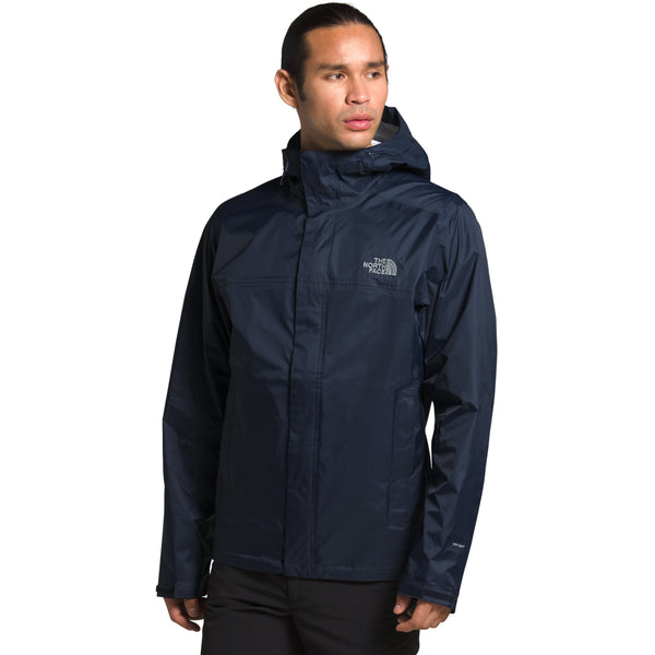 THE NORTH FACE MEN'S VENTURE 2 JACKET IN URBAN NAVY/URBAN NAVY