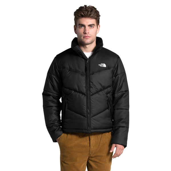 THE NORTH FACE MEN'S SAIKURU JACKET IN TNF BLACK