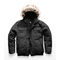 THE NORTH FACE MEN'S GOTHAM JACKET III IN ASPHALT GREY/TNF BLACK