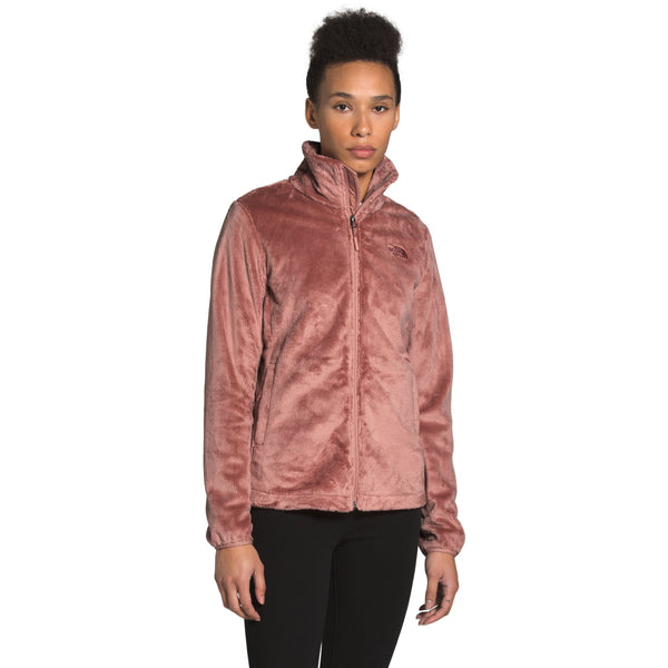 THE NORTH FACE WOMEN'S OSITO JACKET IN PINK CLAY