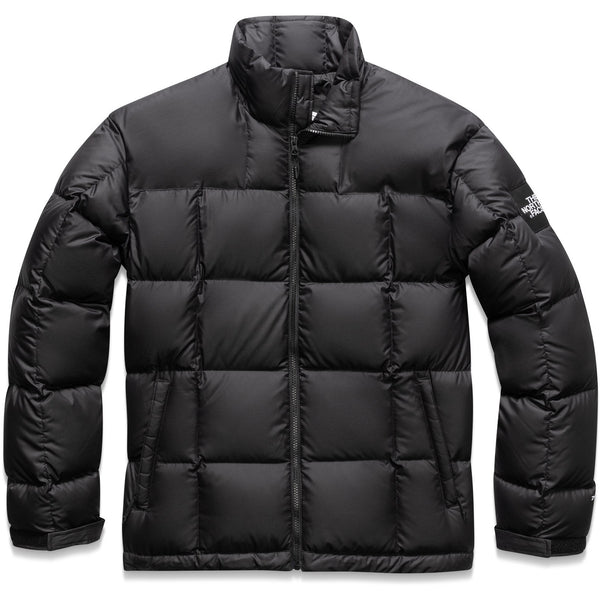 THE NORTH FACE MEN'S LHOTSE JACKET IN TNF BLACK