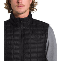 THE NORTH FACE MEN'S THERMOBALL ECO VEST IN TNF BLACK MATTE