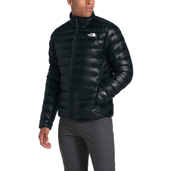 THE NORTH FACE MEN'S SIERRA PEAK DOWN JACKET IN TNF BLACK