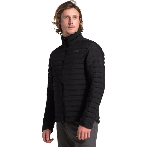 THE NORTH FACE MEN'S STRETCH DOWN JACKET IN TNF BLACK