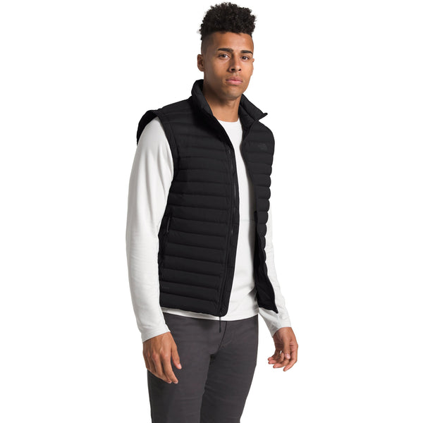 THE NORTH FACE MEN'S STRETCH DOWN VEST IN TNF BLACK