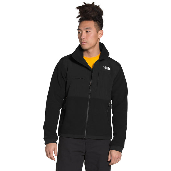 THE NORTH FACE MEN'S DENALI 2 JACKET IN TNF BLACK