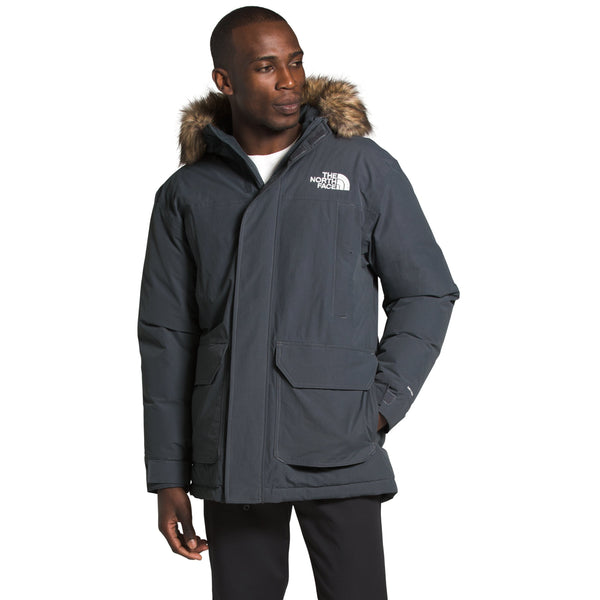 THE NORTH FACE MEN'S MCMURDO PARKA IN VANADIS GREY