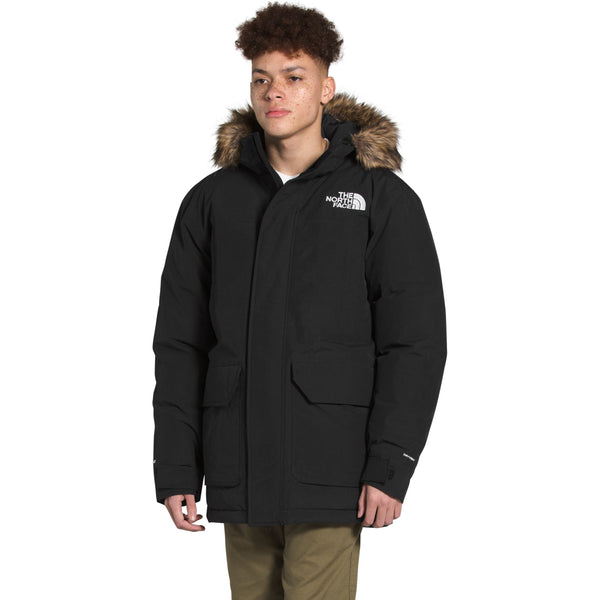 The North Face Men's McMurdo Parka in TNF Black