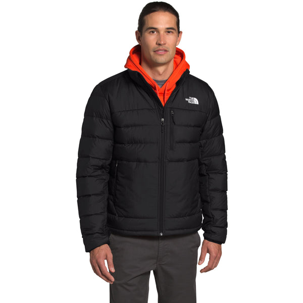 THE NORTH FACE MEN'S ACONCAGUA 2 JACKET IN TNF BLACK