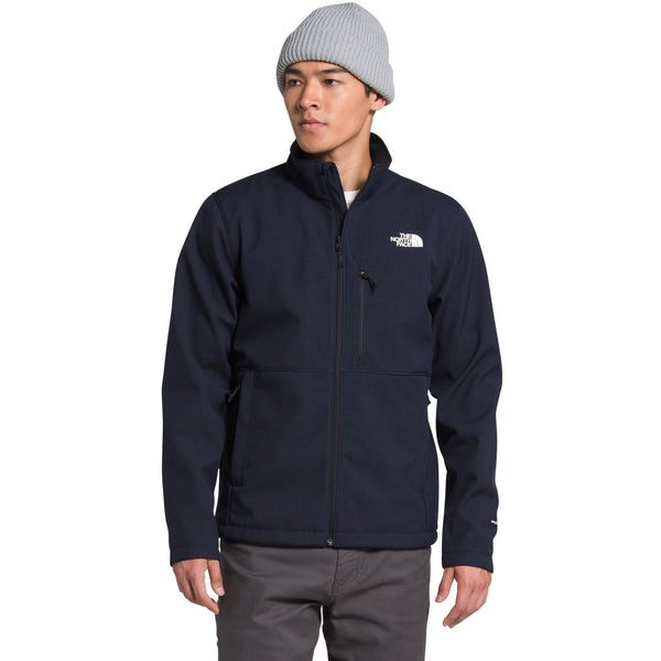 THE NORTH FACE MEN'S APEX BIONIC JACKET IN AVIATOR NAVY HEATHER