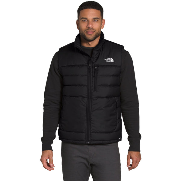 The North Face Men's Aconcagua 2 Vest in TNF Black