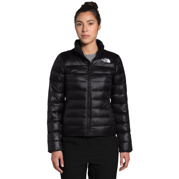 THE NORTH FACE WOMEN'S ACONCAGUA JACKET IN TNF BLACK