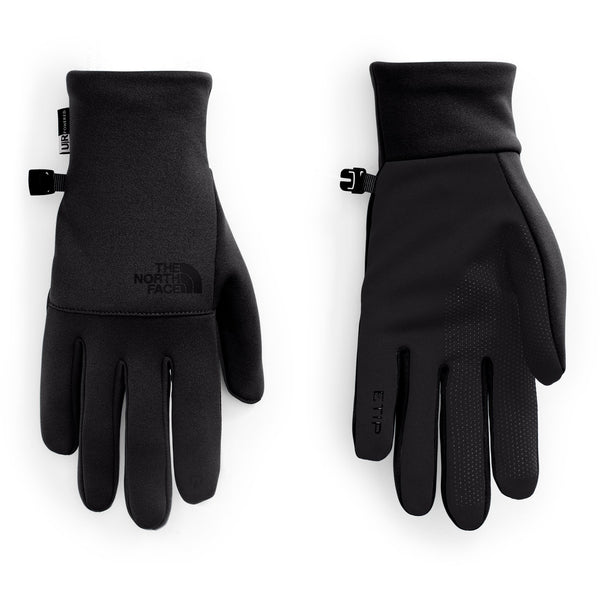 The North Face Etip Recycled Glove in TNF Black