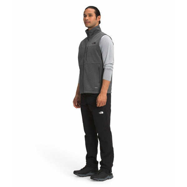 The North Face Men's Apex Canyonwall Eco Vest in TNF Dark Grey Heather