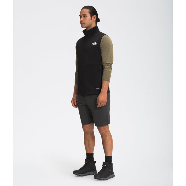 The North Face Men's Apex Canyonwall Eco Vest in TNF Black