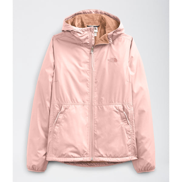 The North Face Women's Pitaya 3.0 Jacket in Evening Sand Pink/Cafe Creme