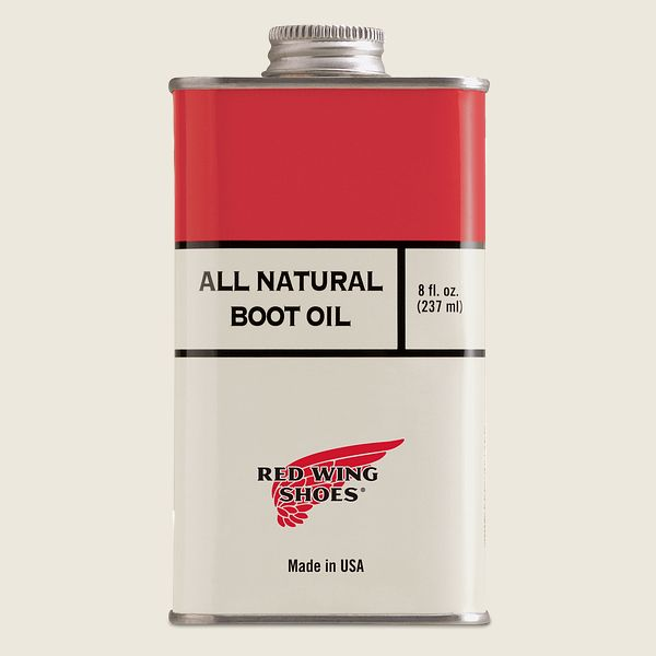 Red Wing 8 OZ All Natural Boot Oil